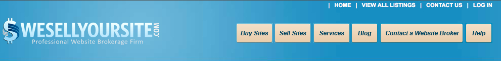 We Sell Your Site